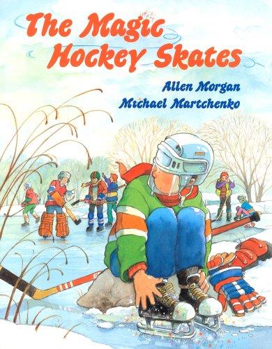 The Magic Hockey Skates