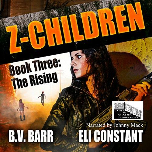 Z Children: The Rising cover art