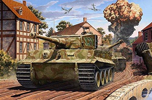 ACADEMY Tiger-I [Version MID] Model Kit