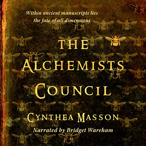 Alchemists' Council audiobook cover art