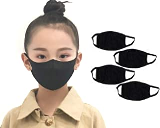 INFISPACE ® Teenager's Washable and Reusable 3-Layered Anti Pollution Face Mask for Dust and Allergy Protection (Age-sizes...