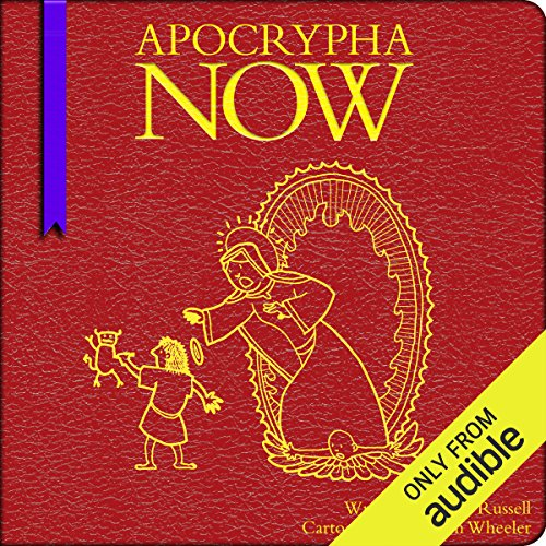 Apocrypha Now                   By:                                                                                                                                 Mark Russell,                                                                                        Shannon Wheeler                               Narrated by:                                                                                                                                 James Urbaniak                      Length: 5 hrs and 28 mins     42 ratings     Overall 4.6