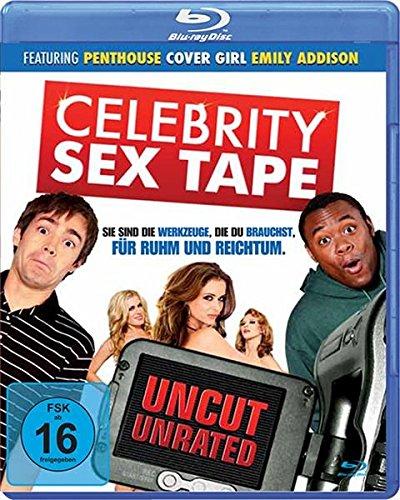 Celebrity Sex Tape [Blu-ray]