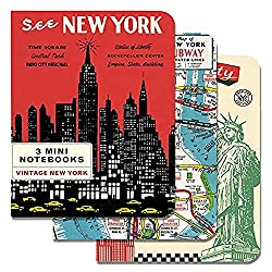 New York City mini-journals that are perfect for any traveler.