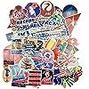 ステッカー エアライン ホテル 世界の国旗 130枚セット シール 防水ステッカー スーツケースステッカー ブランド 防水紙 レトロ ビンテージ スーツケースや PC ノート 自転車 ギター スケボーなどに貼る