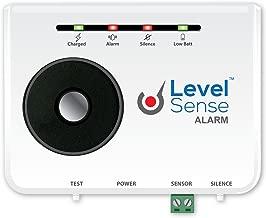 Level Sense Sump Pump Failure Alarm w/Self Recharging Battery, 20 Foot Float