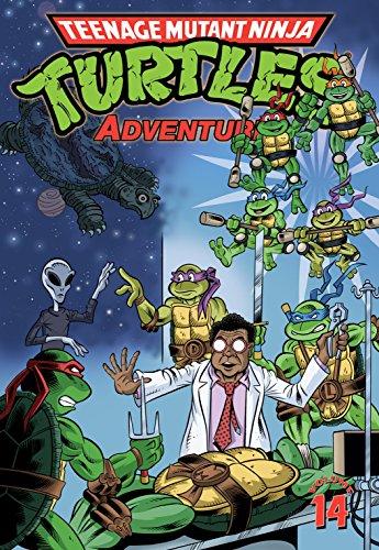 Teenage Mutant Ninja Turtles Adventures Vol. 14