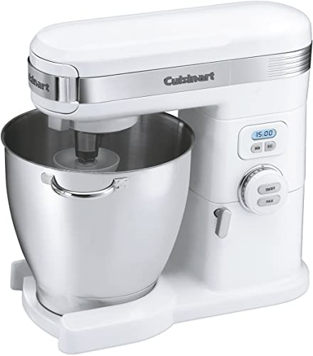 popular Cuisinart new arrival sale SM-70 7-Quart 12-Speed Stand Mixer, White sale