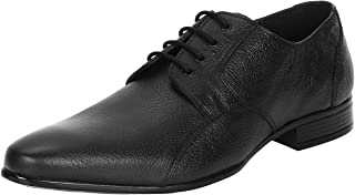 SeeandWear Formal Shoes for Men. Genuine Leather Black Brown Lace up Shoe.