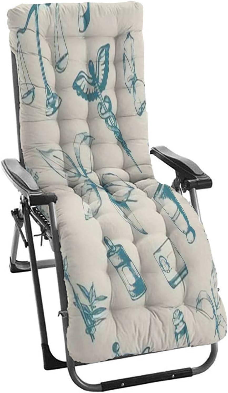 Sun Loungers Cushions Zero Gravity Patte Ranking TOP15 Cushion Seamless Fashionable Chairs