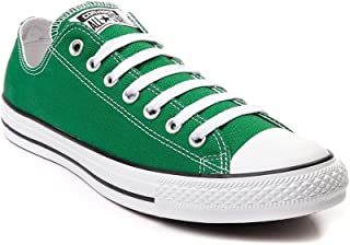 Converse Chuck Taylor All Star Lo (Mens 8/Womens 10, Amazon Green)