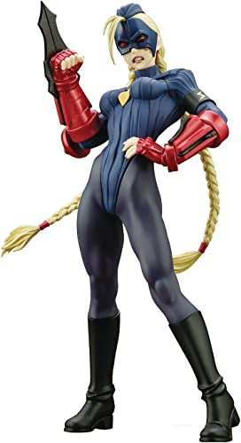 Kotobukiya Street Fighter Alpha 3 Decapre Bishoujo Statue
