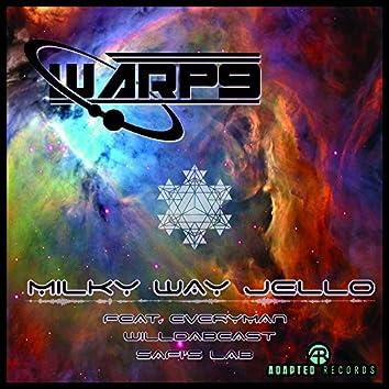 Milky Way Jello