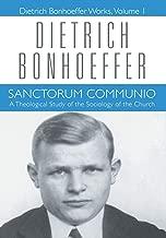 Best sanctorum communio bonhoeffer Reviews