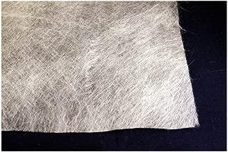 Car Builder Supply Fiberglass Cloth Mat Surfacing Veil 10 Mil x 38 inches Wide x 12 Feet Long - 4 Yards