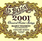 Labella L2001HT Concert Série Jeu de Cordes pour Guitare Hard Tension