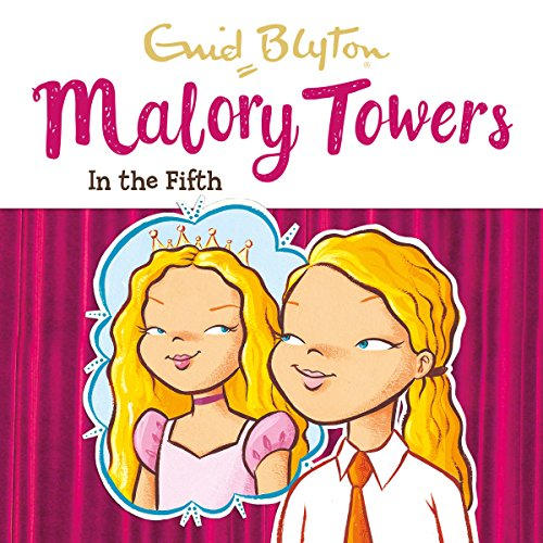 Malory Towers: In the Fifth audiobook cover art