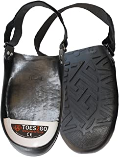 Impacto T2GUS Toes2Go Protective Safety Boot and Shoe Covers, Small, White