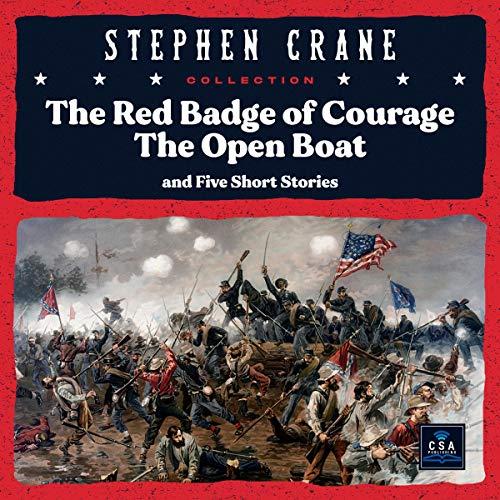 『Stephen Crane Collection』のカバーアート