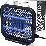 Best Mosquito Traps - Indoor Bug Zapper Electronic Mosquito Killer Electric Fly Review
