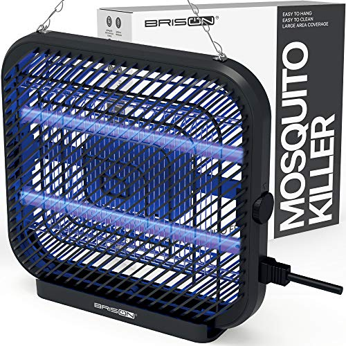 Mosquito Killer Lamp Insect Bug Fly Catcher Gnats Pest Control Traps UV Bug Light Gogogu Electric Indoor Bug Zapper