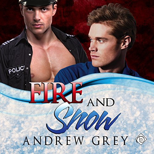 Fire and Snow audiobook cover art