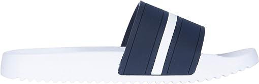White Sole/Navy Upper