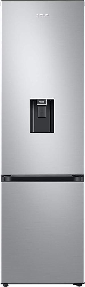 Samsung elettrodomestici  frigorifero combinato 376 l, classe e a++ RB38T634DSA/EF