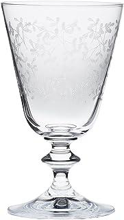 Cristal Cristal de Bohemia Lady Copas Vino Talladas 8x8x17 cm 6 Unidades