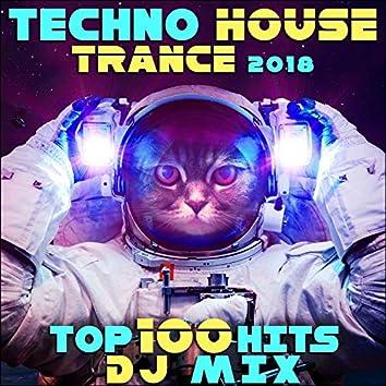 Techno House Trance 2018 Top 100 Hits DJ Mix