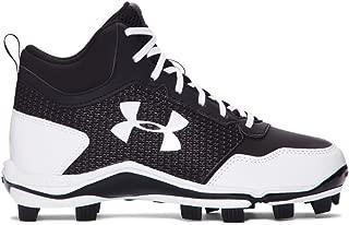 Under Armour Heater Mid TPU Jr Baseball Shoes (1279395)