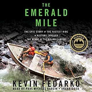 The Emerald Mile cover art