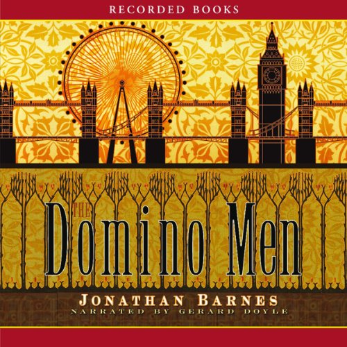 The Domino Men audiobook cover art