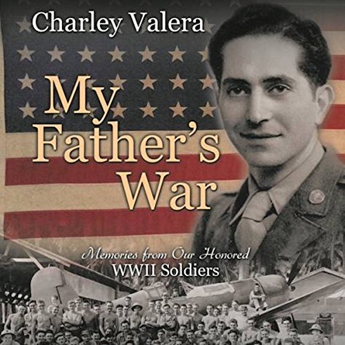 My Father's War audiobook cover art