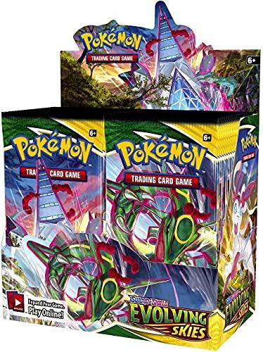 Pokemon Evolving Skies Booster Box Sealed PRE-Order Ships 8/26