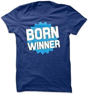 Born Winner Men's T Shirt