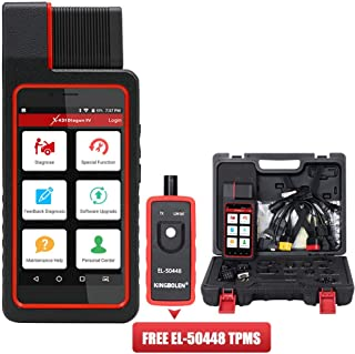 LAUNCH X431 DIAGUN IV Bi-Directional Full System Scan Tool Free Update -5 Years Warranty
