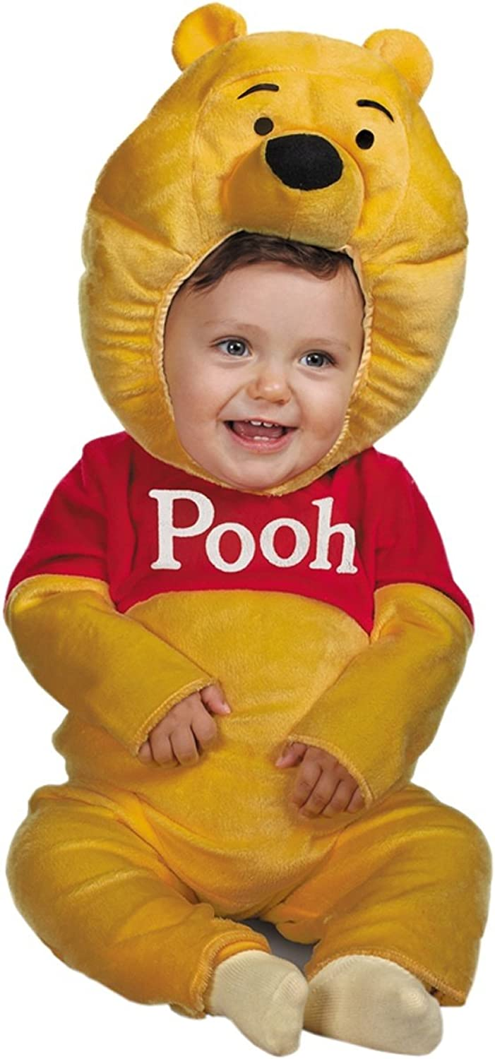 Disguise Winnie The Pooh Plush Classic Toddler Costume  Baby 1218
