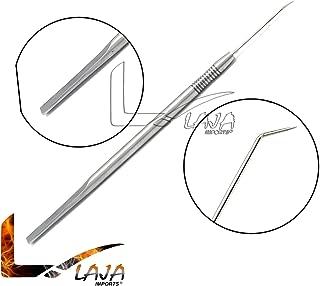 LAJA Imports Eyelash Tweezers (Eye Lash Perm/Lash Lift Tool)