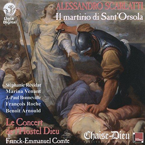 Alessandro Scarlatti - Il martirio di Sant\'Orsola
