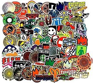 حزمة ستيكرز جرافيتي تحتوي على 100 قطعه