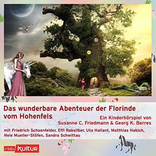 『Das wunderbare Abenteuer der Florinde vom Hohenfels』のカバーアート