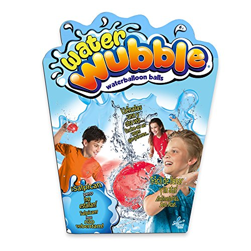 Wubble-98228 Pack 2 Water, (Cife Spain 98228)