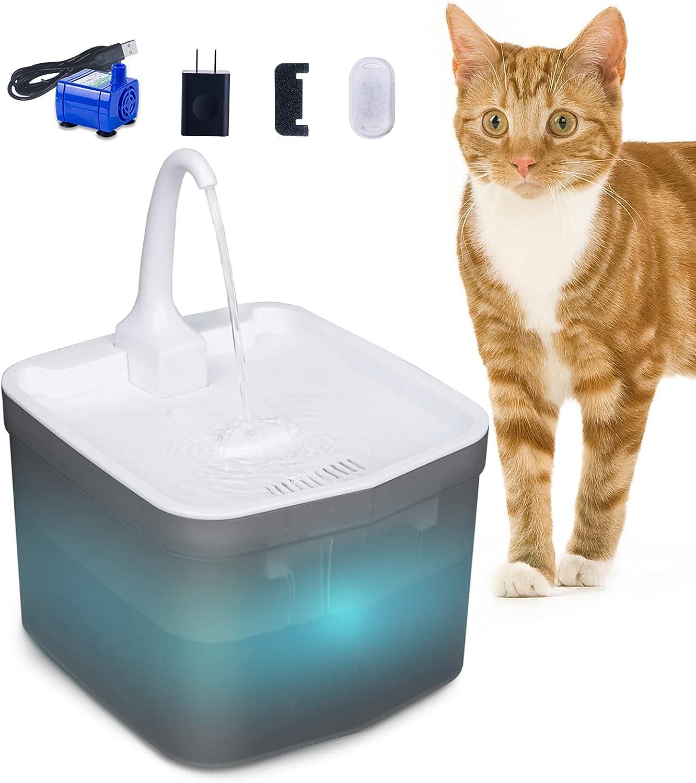 New arrival Cozyieland Automatic Cat Pet Water Trans Faucet Brand Cheap Sale Venue spout Fountain