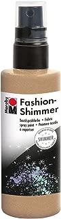 Marabu 17189050583 Fashion Shimmer 100ml-Shimmer Gold