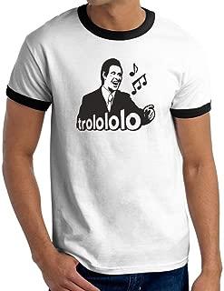 Mr Trololo Meme T Shirt Ringer Fashion Tee