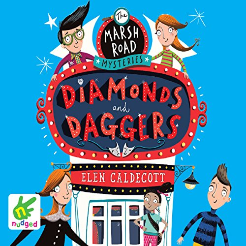 Marsh Road Mysteries: Diamonds and Daggers Titelbild