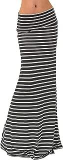 Best striped maxi skirt Reviews