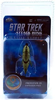 Star Trek Attack Wing: Romulan Drone Ship