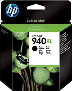 HP 940XL Black Original Ink Advantage Cartridge - C4906AE